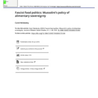 Fascist food politics- Mussolini's policy of alimentary sovereignty (1).pdf